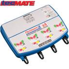 TecMate TM455 OptiMate 3x4 4-Bank Battery Charger