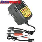 TecMate TM-84 AccuMate Mini 900mA 6/12V Battery Charger/Maintainer