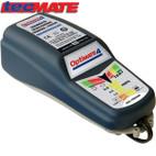 TecMate TM-241 OptiMate Weatherproof 4 Dual Program Battery Charger