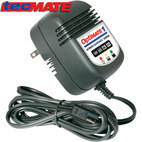 TecMate TM-85 OptiMate 1 3-Step 900mA Battery Charger/Maintainer
