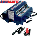 TecMate TS-53 OptiMate Pro 4 Diagnostic Battery Charger/Maintainer