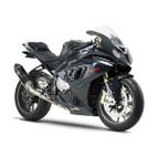 Yoshimura BMW S1000RR 10-11 Race R-77 Carbon Full Exhaust System TI-CF-CF