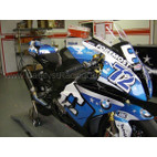 Catalyst Composites BMW S1000RR 10-14 Superbike w/SS Tail Race Bodywork Set Ultralite