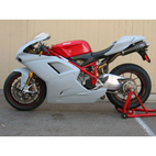Catalyst Composites Ducati 1098 Superbike w/SS Tail Race Bodywork Set