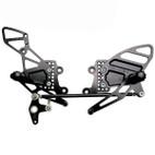 Vortex Adjustable Rearsets Honda CBR1000RR 04-07