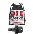 D.I.D. KM501E Sport Cutting & Riveting Chain Tool