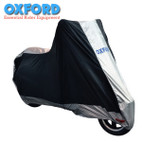 Oxford Aquatex Waterproof Scooter Cover with Top Box