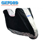 Oxford Aquatex Waterproof Motorcycle Cover with Top Box