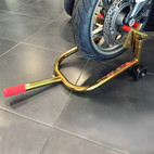 Pit Bull BMW Forklift Front Motorcycle Stand