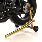 Pit Bull Triumph Hybrid One Armed Motorcycle Rear Stand