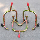 Pit Bull Ultra Light Spooled Rear Stand