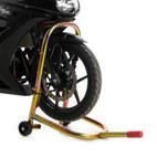 Pit Bull Hybrid Headlift Motorcycle Front Stand