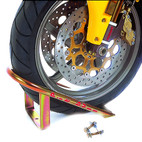 Pit Bull Motorcycle Wheel Chock