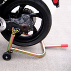 Pit Bull 08-up V-max and EBR1190 Rear Motorcycle Stand