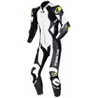RS Taichi NXL103 GP-MAX R103 Leather Suit White