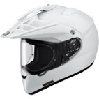 Shoei Hornet X2 Adventure Helmet White