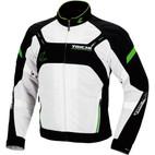 RS Taichi RSJ305 Crossover Mesh Jacket White/Green