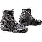 Forma Axel Short Motorcycle Boots Black
