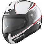 Schuberth C3Pro Women's Classic Helmet Red