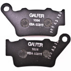 Galfer Yamaha FJ-09 15-16 G1054 Semi-Metallic Rear Brake Pads