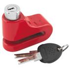 Bully Locks 5.5MM Disc Lock Red