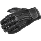 Scorpion Bixby Leather Gloves Black