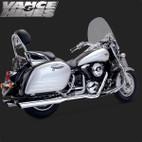 Vance & Hines Classic Bagg Dual Exaust Kawasaki Vulcan 1500/1600 Nomad 99-08 1