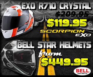 STG Motorcycle Helmets