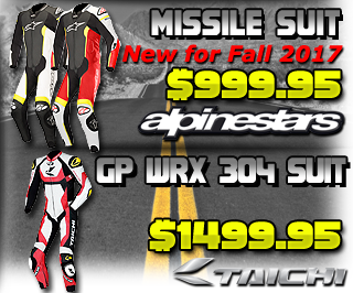 Motorcycle Race Suit Sale