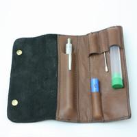 Leather Grasshopper Case (Small)