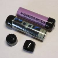 18650 Battery Caps (Pair)