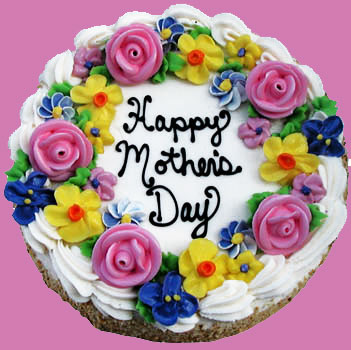 UK Mothers day cake