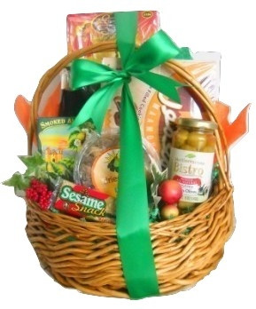 Arabic Flavors gift basket, delivered to Boston Ma