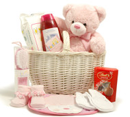 Gift basket delivery to the UK