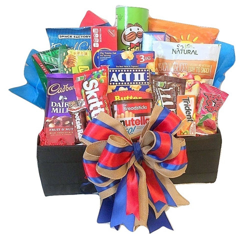 Gift basket delivery to Boston
