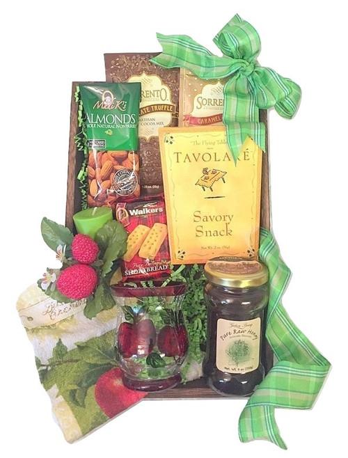Rosh Hashanah gifts to Boston