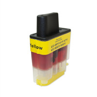 Compatible Brother LC-41Y (LC41Y) Yellow Ink Cartridge
