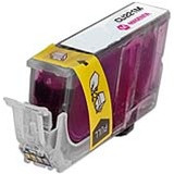 Compatible Canon CLI-221M Magenta Ink Cartridge