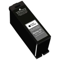 Remanufactured Dell T105N (Series 23) High Yield Black Ink Cartridge - Replacement Ink for Dell Photo-all-in-one V515w