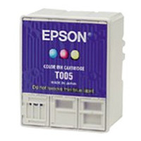 Remanufactured Epson T005011 (T005) Color Ink Cartridge