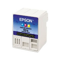 Remanufactured Epson T014201 (T014) Color Ink Cartridge