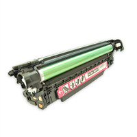 Remanufactured HP CE403A (507A) Magenta Laser Toner Cartridge - Replacement Toner for HP Color LaserJet 500, M551