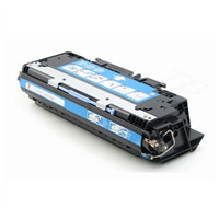 Remanufactured HP Q2681A (HP 311A) Cyan Laser Toner Cartridge - Replacement Toner for HP Color LaserJet 3700