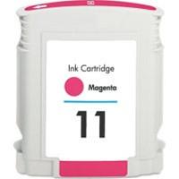 Compatible HP C4837AN (HP 11 Magenta) Magenta Ink Cartridge
