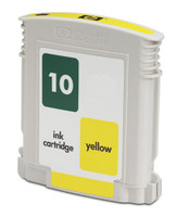 Compatible HP C4842A (HP 10 Yellow) Yellow Ink Cartridge