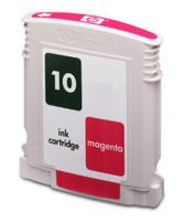 Compatible HP C4843A (HP 10 Magenta) Magenta Ink Cartridge