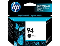 Compatible HP C8765WN (HP 94) Black Ink Cartridge