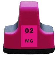 Compatible HP C8772WN (HP 02 Magenta) Magenta Ink Cartridge