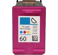 Compatible HP CC643WN (HP 60 Color) Tri-Color Ink Cartridge