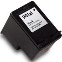 Compatible HP CC654AN (HP 901XL) High Capacity Black Ink Cartridge